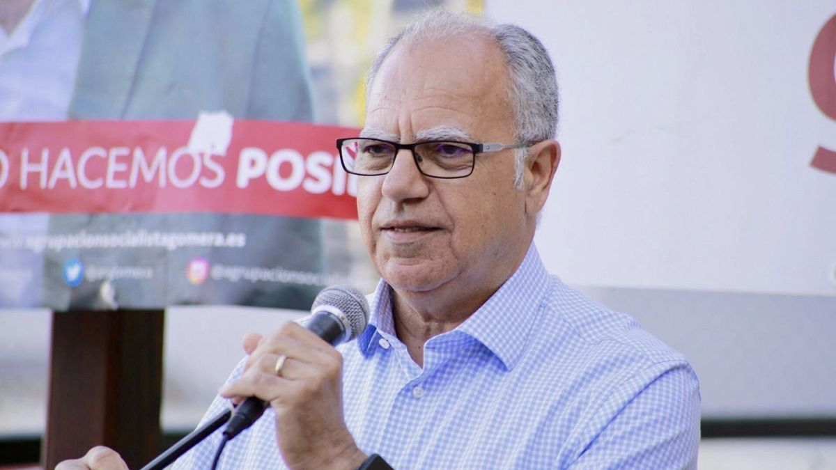 Casimiro Curbelo, presidente de ASG