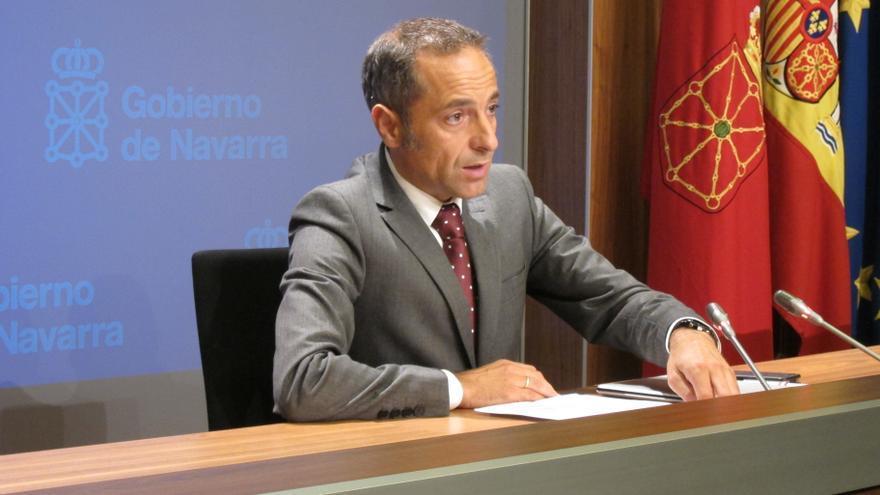 """El Gobierno dice, ante el juicio por los tartazos a Barcina, que quien """"comete un delito tiene que dar respuesta"""""""