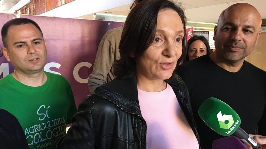 Bescansa cierra la Asamblea de Podemos Madrid, haciendo un llamamiento a ganar las elecciones