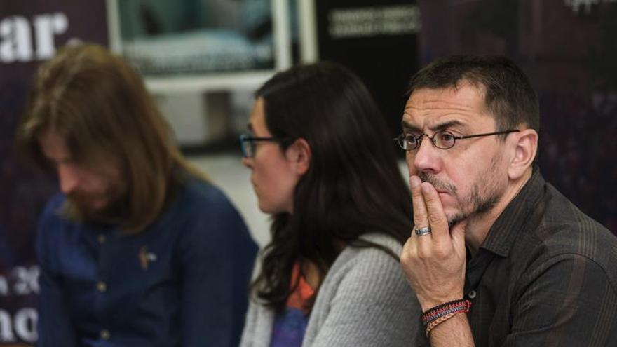 """Monedero, sobre el pacto en Castilla-La Mancha:""""Es el comienzo de una hermosa amistad"""""""