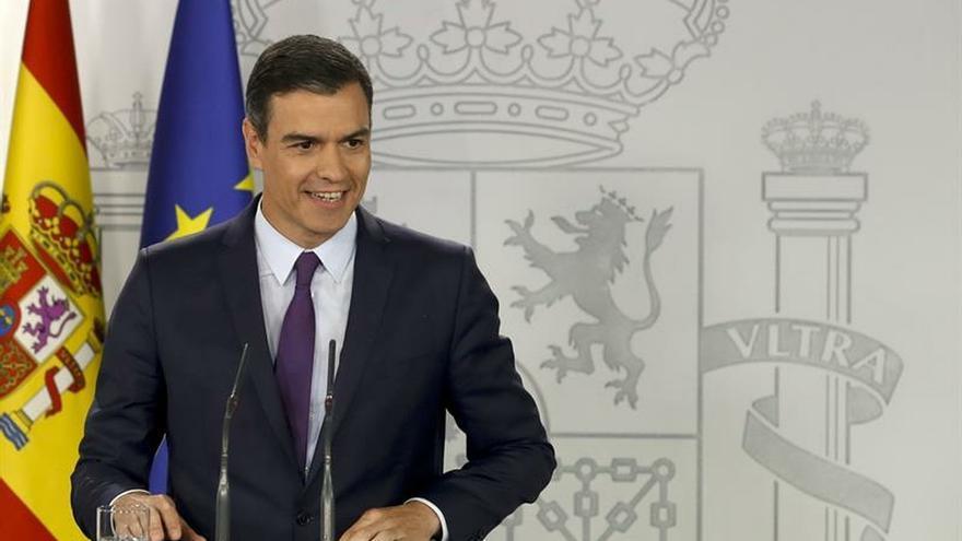 Un Gobierno del PSOE en solitario es la opción con más apoyos, según el CIS
