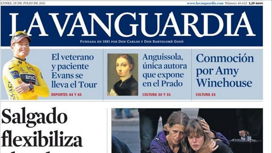 De las portadas del día (25/07/2011) #11