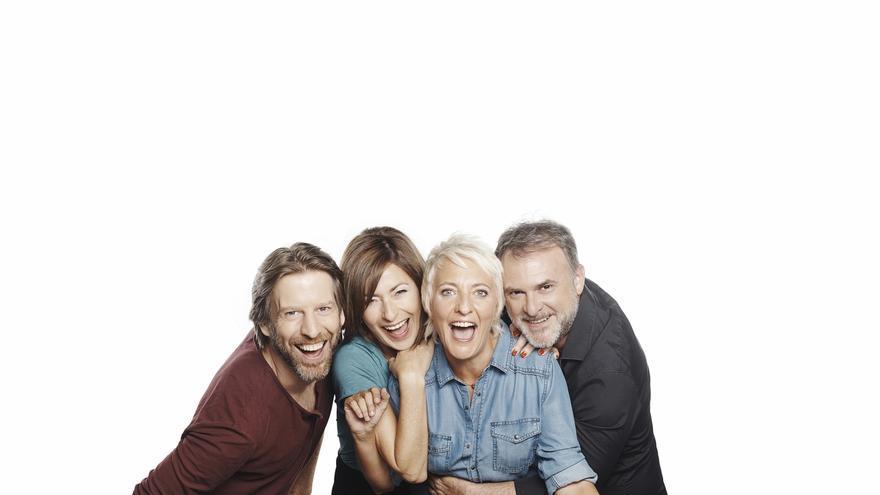 Llega al Palacio de Festivales la comedia 'Los vecinos de arriba', con Eva Hache