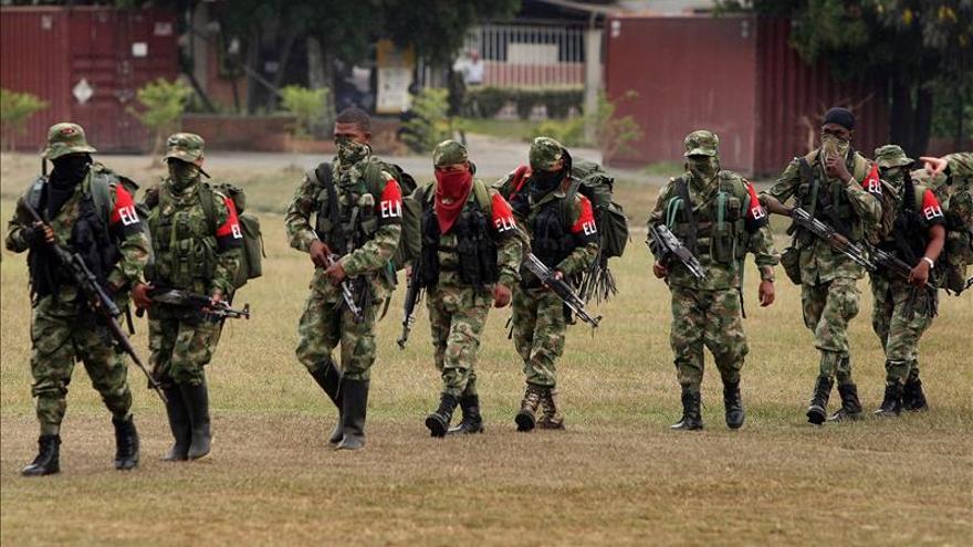 La guerrilla del ELN dice que para las FARC era imposible mantener la tregua
