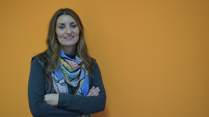 Sara Giménez, representante española en el Comité Europeo contra el Racismo y la Intolerancia