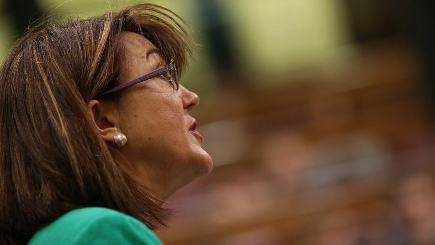 """Soraya Rodríguez reitera que su abstención a la propuesta de Cs estaba """"en consonancia"""" con lo pactado con el PSOE"""