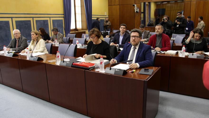 Comisión de investigación del fraude de formación.