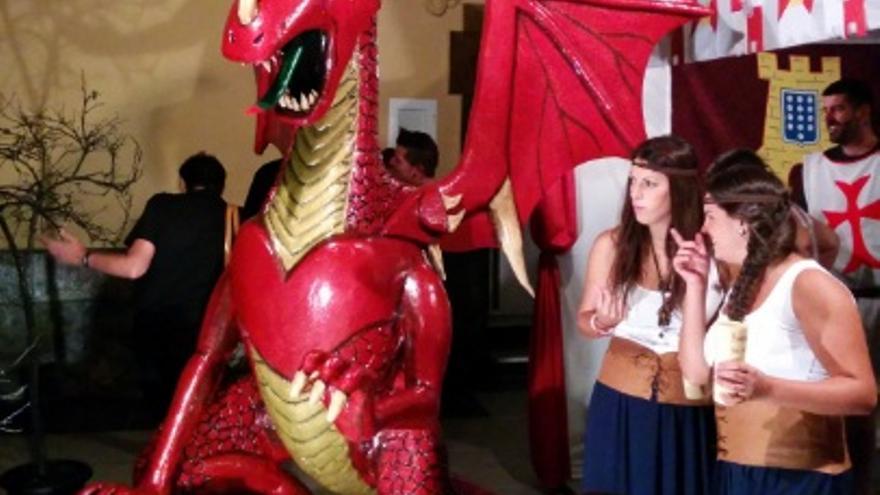 La fuga de la Diabla, Valverde de Leganés / Turismo Extremadura