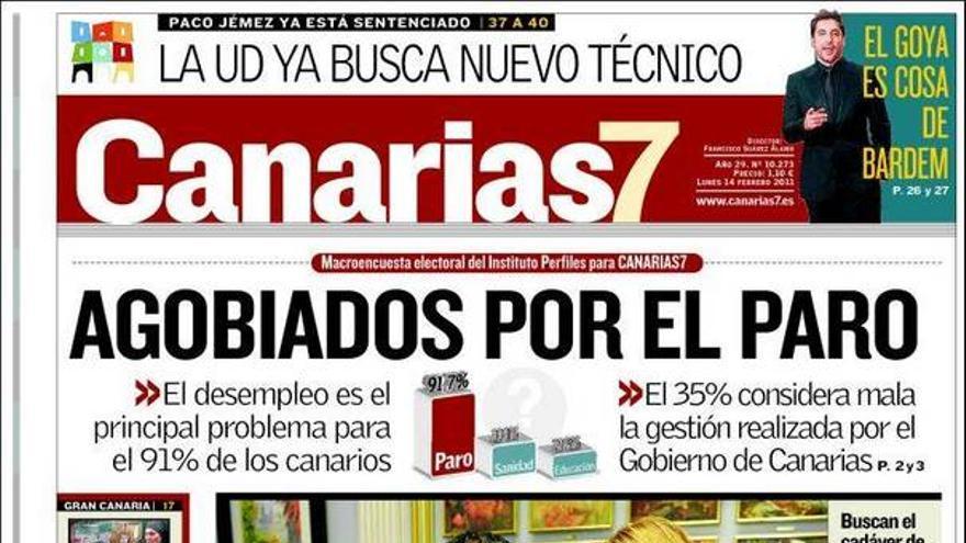 De las portadas del día (14/02/11) #2