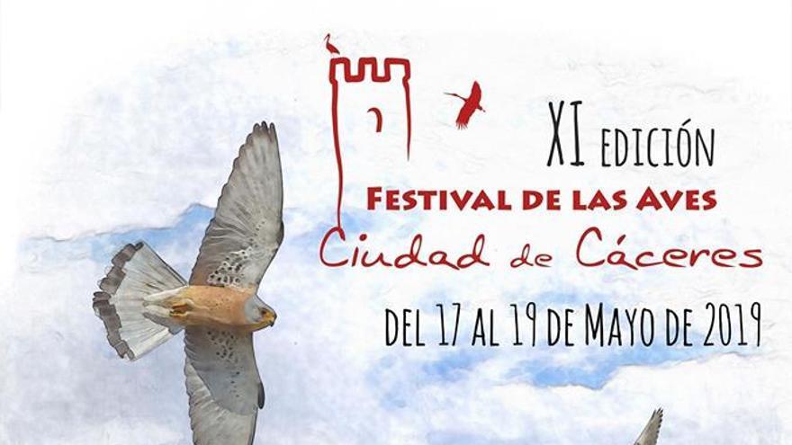 Adenex, Amus y Dema se han negado a participar el Festival de las Aves de Cáceres