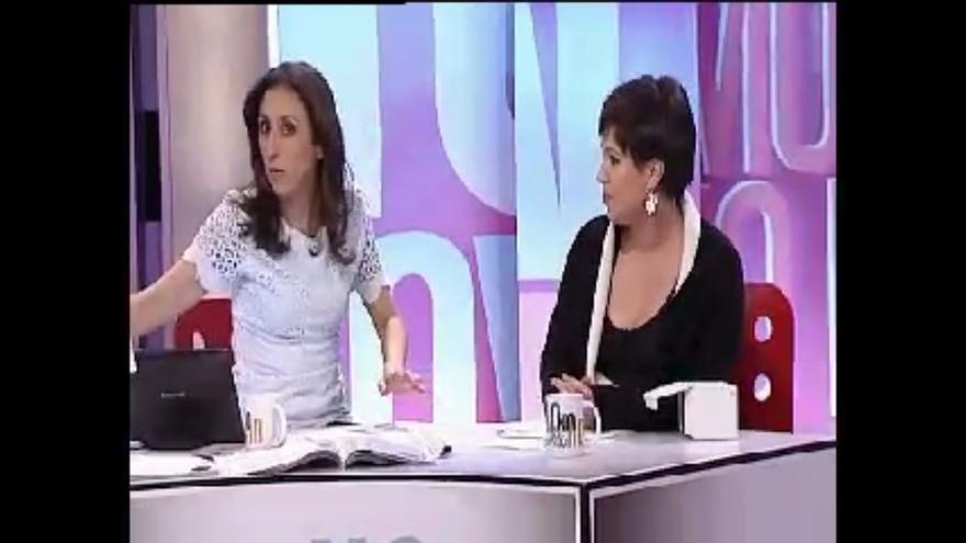 Beatriz Talegón denuncia manipulaciones en Castilla-La Mancha Televisión