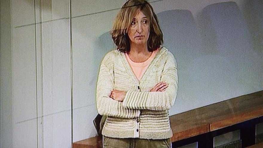 Juzgan hoy por asesinato a la etarra Itziar Alberdi, absuelta ya en dos causas