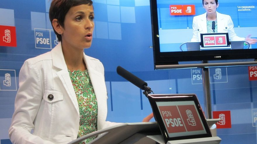 María Chivite suma ya 600 avales para su candidatura a las primarias del PSN