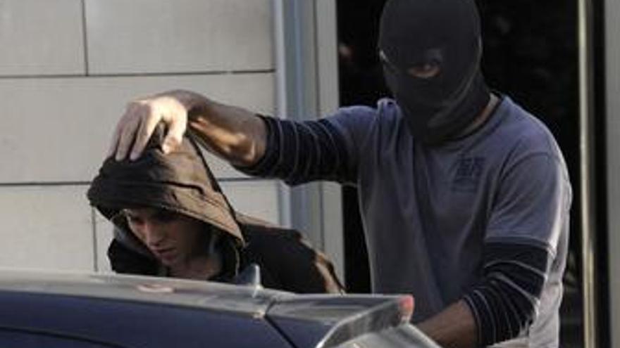Detenidos en una operación contra el SEGI