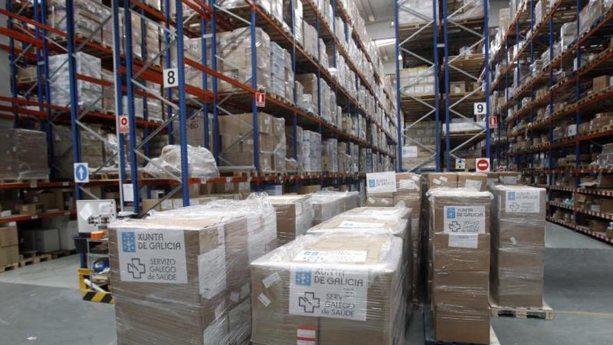 Inditex trae a España más de 35 millones de unidades de protección sanitaria