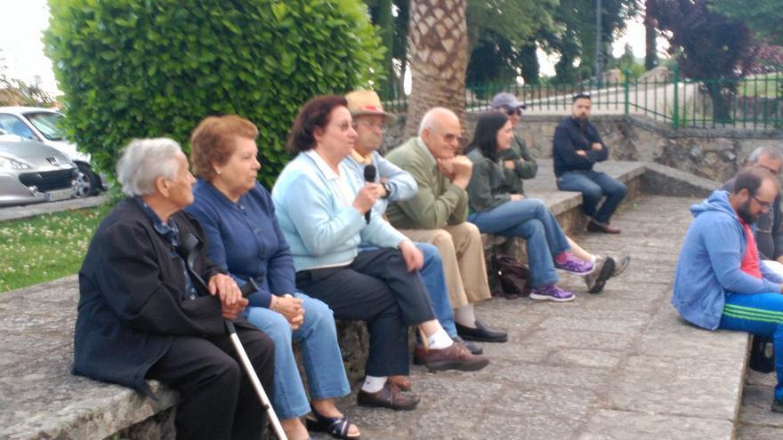 abuela Podemos Jarandilla Extremadura
