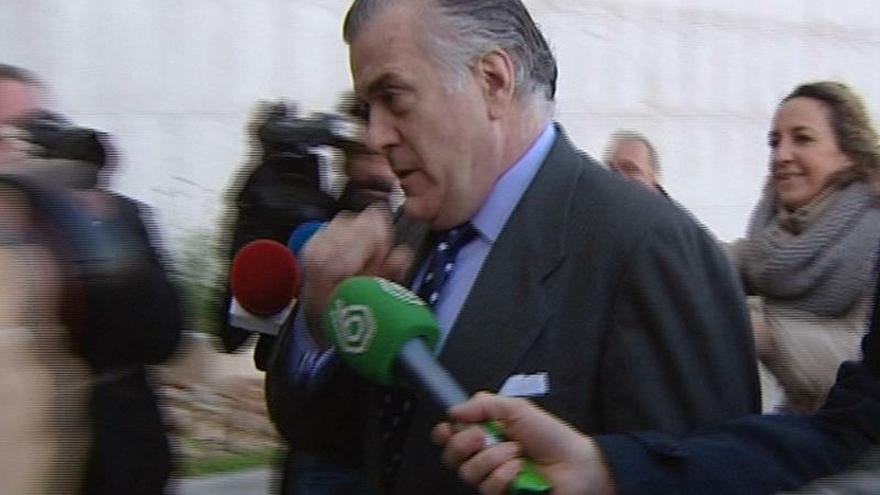 Comienza el juicio al PP por el borrado de los ordenadores del extesorero Luis Bárcenas