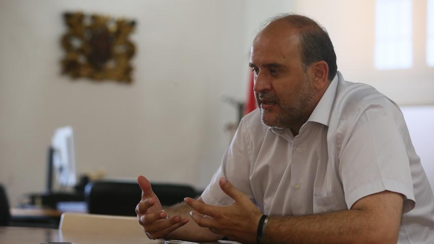 El vicepresidente de Castilla-La Mancha, José Luis Martínez Guijarro / JCCM