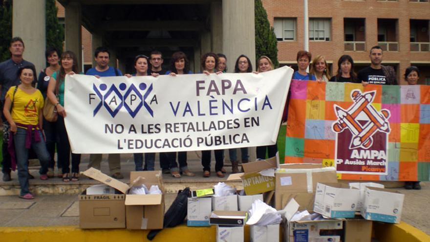FAPA Valencia (Federación de Madres y Padres de Alumnos)