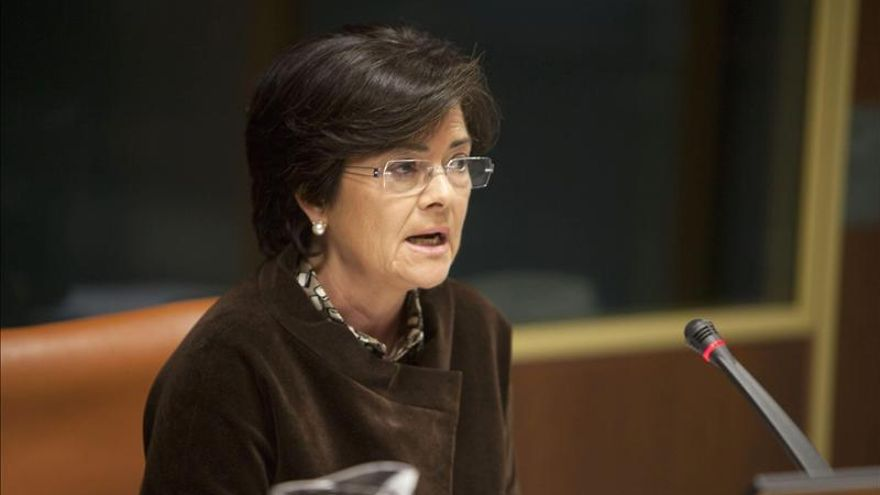 Dimite la directora de Consumo tras ser reprobada por el Parlamento Vasco