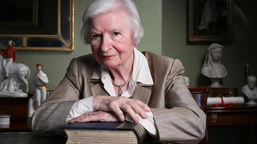 La escritora británica P.D. James ha fallecido a los 94 años en su casa de Oxford