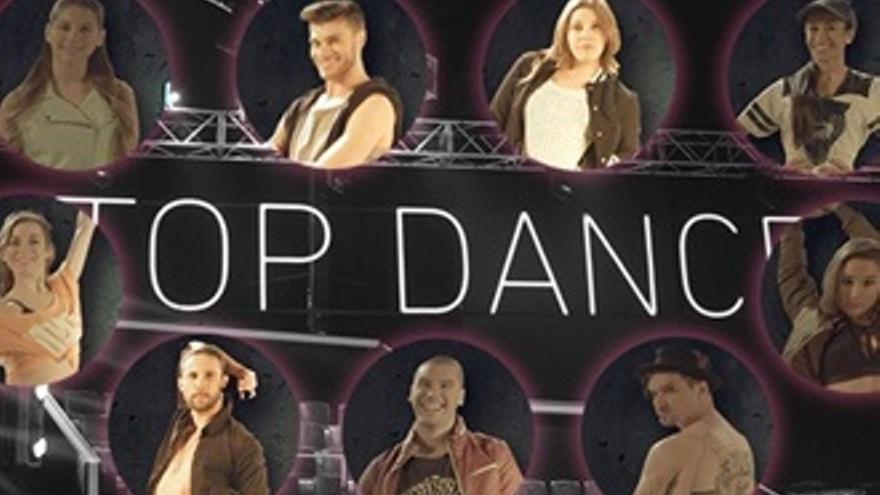 'Top Dance' elige 9 concursantes entre lágrimas, resbalón, enamorados y una terremoto