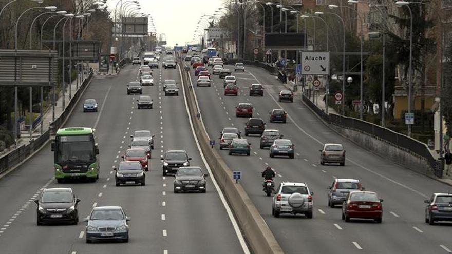 Un radar, un carril Bus Vao y semáforos convertirán la A-5 en una calle a 50