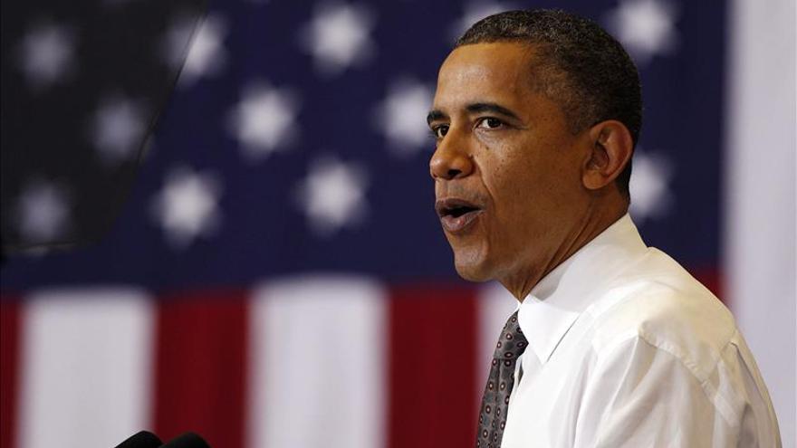"Obama llama a Putin para discutir la ""escalada de violencia"" en Ucrania"
