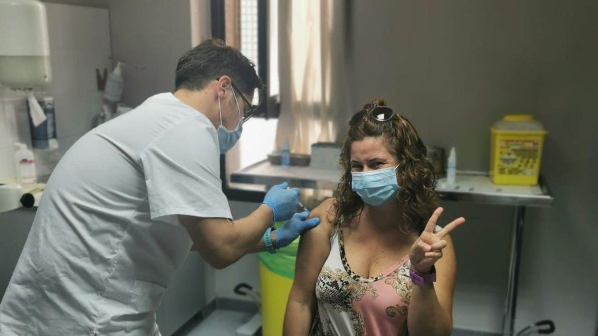 Vacunación en Lanzarote