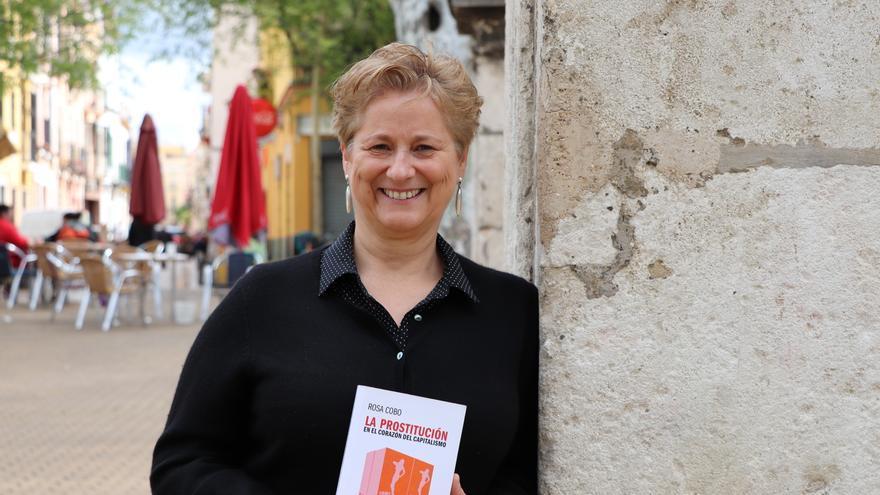 Rosa Cobo en Sevilla /Foto: R.S.