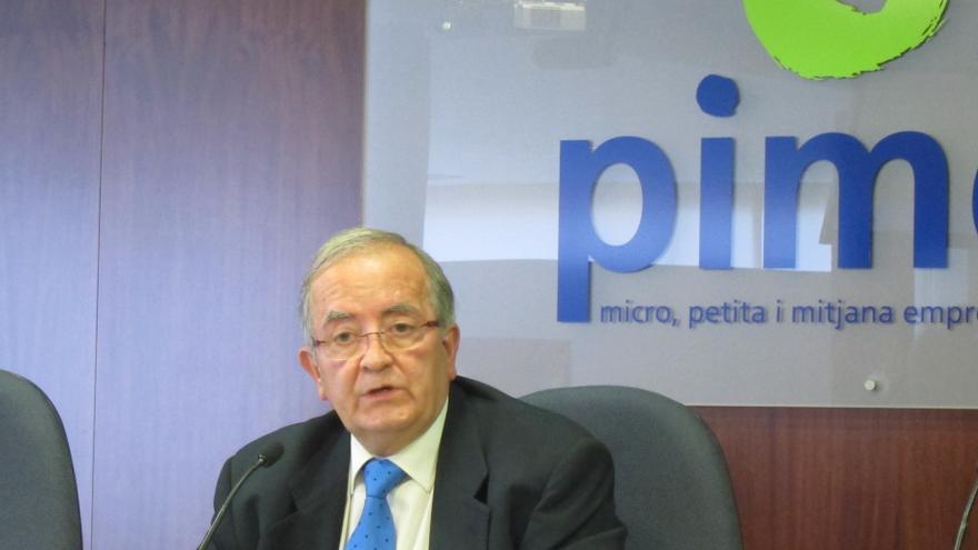 Pimec defiende los 'minijobs' y flexibilizar el déficit catalán para reactivar la economía