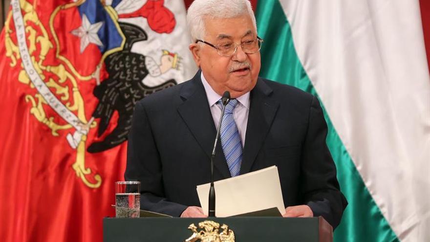 Abás llevará la demolición de una aldea beduina en Cisjordania a la CIJ