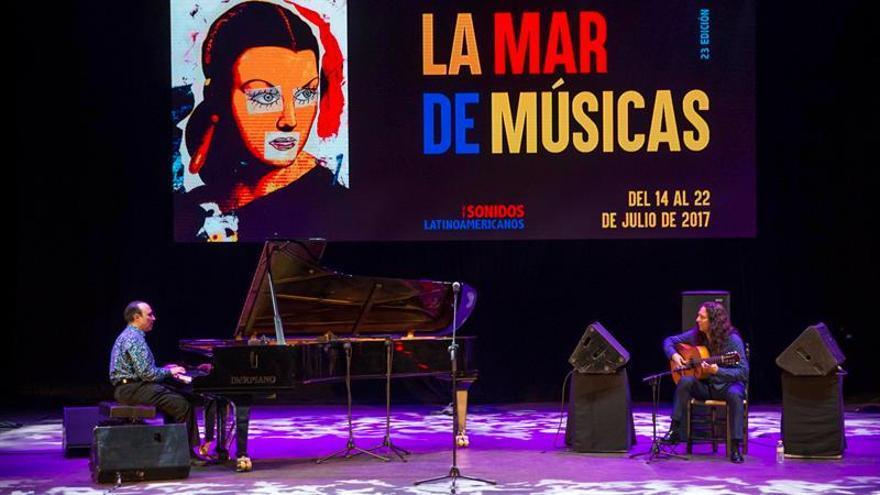 Camilo y Tomatito consolidan su unión del jazz, el flamenco y Latinoamérica