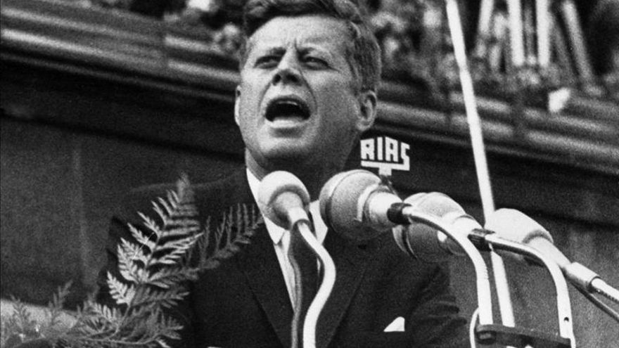 JFK, más vigente que nunca a las puertas del 50 aniversario de su muerte