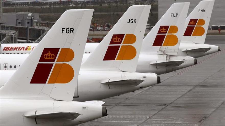 Iberia asegura que ya no pide test de embarazo para trabajar en la compañía