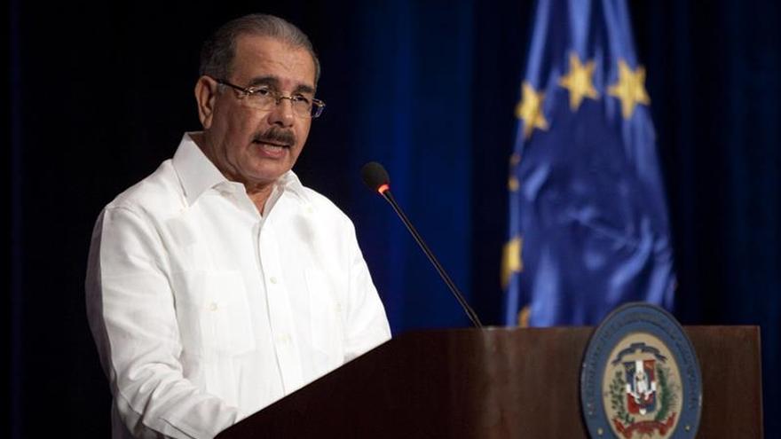 Los presidentes dominicano y haitiano pactan en la ONU una reunión de cancilleres