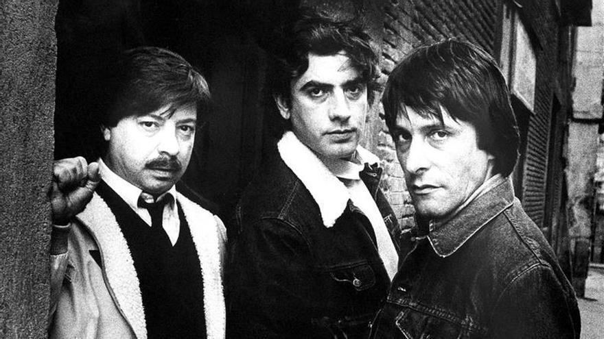 """""""El patio"""" de la banda Triana renace 40 años después en busca de una nueva generación"""