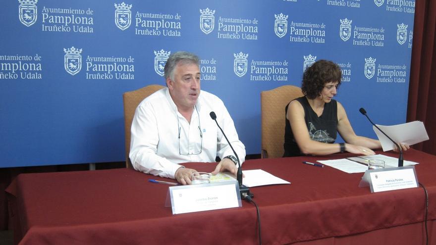 El Ayuntamiento de Pamplona aumenta en 5,2 millones las inversiones previstas para 2016