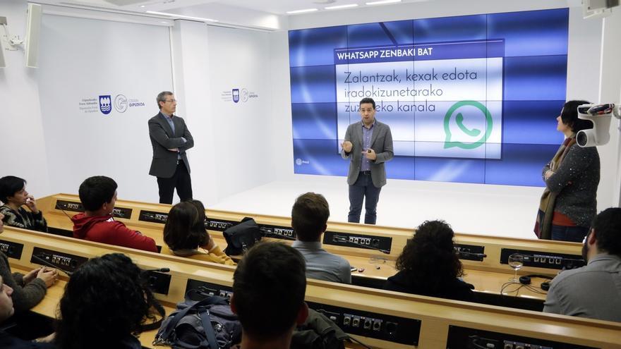 Diputación de Gipuzkoa potenciará la comunicación con la ciudadanía modernizando canales y lenguajes