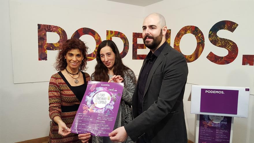 Carolina Bescansa abre hoy el II Foro Cántabro por el Cambio organizado por Podemos