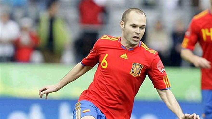 De la Selección española #8