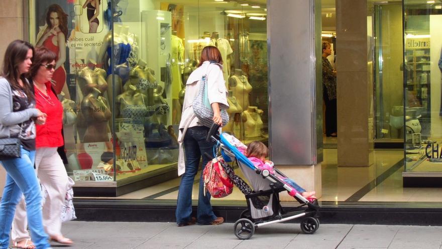 Un total de 6.336 mujeres vascas reciben ya el complemento de maternidad en sus pensiones