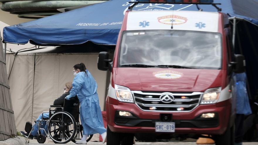 Costa Rica reporta un aumento del 9,3 % en nuevos ingresos hospitalarios de covid