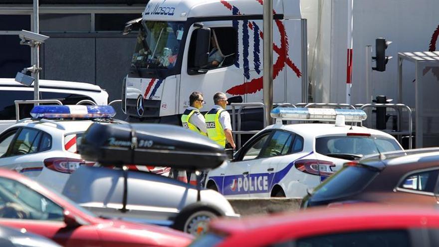 El dispositivo policial en Niza la noche del atentado era adecuado