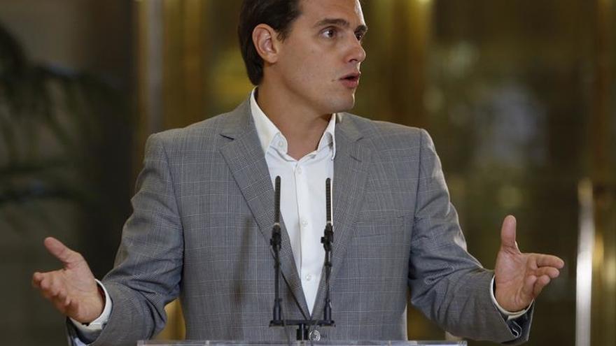 Albert Rivera incumple otra de sus apuestas: que la presidencia del Congreso sea para la oposición