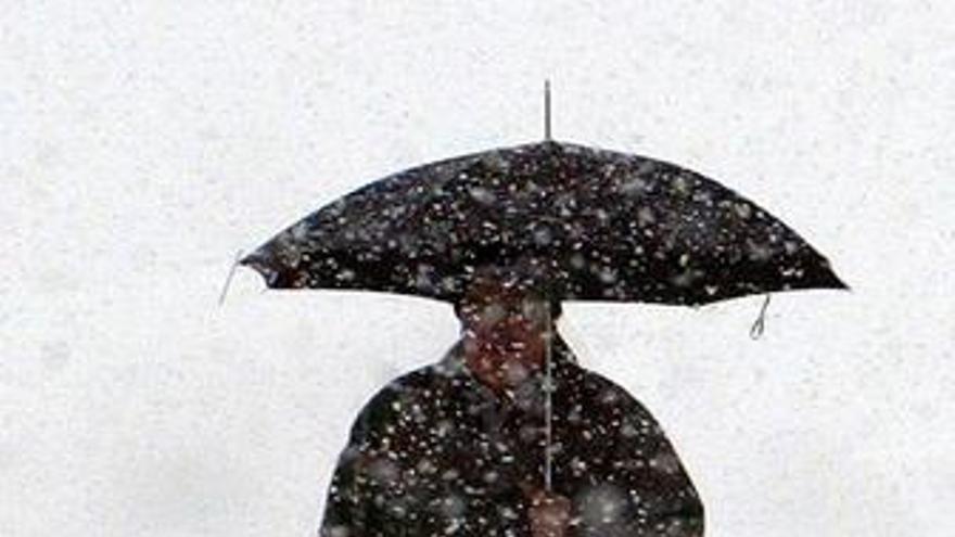 Nieve, Frío En España