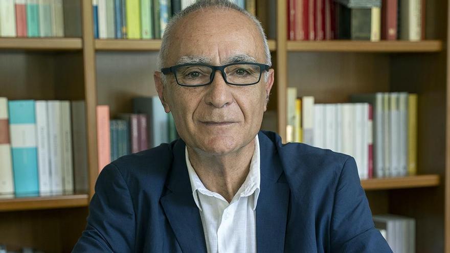 L'historiador valencià Josep L. Barona.