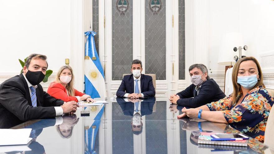 Soria busca avanzar con el sistema acusatorio, que sólo se aplica en dos provincias