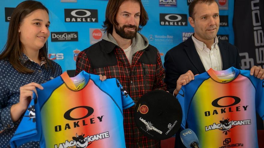 Un total de 43 riders participarán en la campeonato de surf de olas grandes La Vaca Gigante