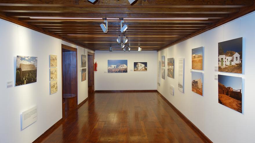 En la imagen, la exposición 'Memoria habitada'.